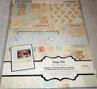Colorbok BABY Scrapbooking Page Kit Over 125 pieces