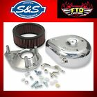 SS Cycles Air Cleaner for E and G Series Carburetors 17 0400