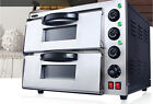 40L Home Commercial Silver Multi-function Baking Tool Benchtop Electric Oven