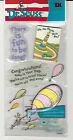 U Choose  Assorted Dr. Seuss 3d Stickers Grinch Cat In The Hat Green Eggs