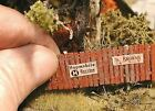 BAR MILLS HO SCALE INSTA-FENCE 160 SCALE FEET | BN | 42