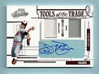 JIM PALMER 2005 ABSOLUTE TOOLS OF THE TRADES GAME WORN PANTS AUTOGRAPH AUTO 10