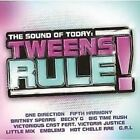 THE SOUND OF TODAY: TWEENS RULE CD Album Damaged Case