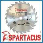 Spartacus Wood Cutting Saw Blade 170 mm x 24 Teeth x 16mm Fits Various Models