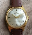 Kienzle Solar Watch 1960s Gold Plated Superb Condition Serviced