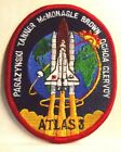 NASA Mission STS 66 ATLAS 3 Patch Embroidered Space Shuttle Atlantis 4 NEW