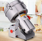 110V 2Kg Grains Mill Major Grinding Machine Grinder Food Pulverizer Stainless