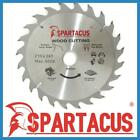 Spartacus Wood Cutting Saw Blade 210mm x 24 Teeth x 30mm Various Models
