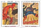 2015 Rittenhouse Avengers: Silver Age Trading Cards 3