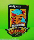 POOL SHARKS By BALLY ORIGINAL PINBALL MACHINE NOS PROMO LARGE TIGER SHARK