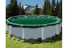 33 ft Round Buffalo Blizzard Swimming Pool Above Ground Winter Cover 12 Year