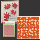 Puzzle embossing folder Marainne embossing folders DF3422 All Occasion