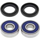 Suzuki DR-Z 70, 2008-2009, Front Wheel Bearings and Seals - DRZ70, DR-Z70