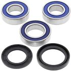 Kawasaki Ninja ZX7RR, 1996-1997, Rear Wheel Bearings and Seals - ZX750, 750