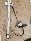 Suzuki SIDEKICK GEO TRACKER 4 DOOR POWER LEFT FRONT window regulator MOTOR LIFT