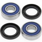 Suzuki DR350, DR350SE, 1990-1997, Front Wheel Bearings and Seals - DR 350