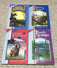 ABeka 4th grade READING 4 READER SET Salute to Courage Liberty Tree Flags