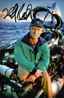 Robert Ballard signed 6x4 photo / autograph RMS Titanic