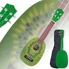 New Glarry 21 Kiwi Soprano Children Basswood Ukulele with Bag Bright Sound