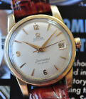 Vintage Omega Seamaster Calendar Watch Original Dial Automatic Runs Looks Great!