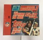 2002 Topps Football 24 Pack Factory Sealed Box