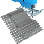 14x Jigsaw Blades Assorted T Shank Jig Saw for Bosch Tool Metal Plastic Wood Cut