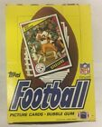 1984 Topps Football Box 36 Pack NM MT Gem Non X Out Clean