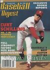 Curt Schilling Cards, Rookie Card and Autographed Memorabilia Guide 17