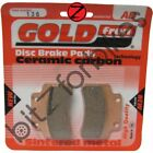 Brake Pads Goldfren Front Right CPI Oliver City 125 2006