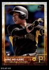 Jung-ho Kang Rookie Cards Guide and Checklist 20