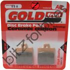 Brake Pads Goldfren Rear Malaguti F12 Phantom Capirex 50 2T L C 2004