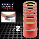 2x 3M Roll Automotive Acrylic Double Sided Tape 1 4 5 16 7 16 1 2 1 15 2