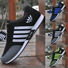 Mens Fashion Sneakers Breathable New Canvas Running Sport Athletic Casual Shoes