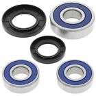 Suzuki SV650, 2003-2009, Rear Wheel Bearings and Seals - SV 650, ABS