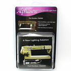 Alphasew Dual Panel LED Light Kit For Long Arm Sewing Machine