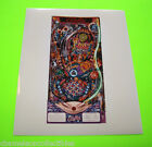 CIRQUS VOLTAIRE BALLY ORIGINAL NOS PINBALL MACHINE PROMO PHOTO RARER THAN FLYER