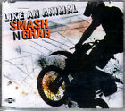 SMASH N GRAB Like an Animal MIXES CD Single NINE INCH NAILS Cover remake Trk