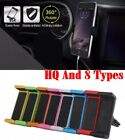 Universal Car Air Vent Stand Mount Cradle Holder Black For Cell Phone SmartPhone