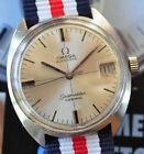 Vintage Omega Seamaster Cosmic Watch All Original Automatic Runs Looks Great!