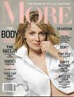 More magazine Sharon Stone The body issue Swimsuits Biggest Loser boot camp