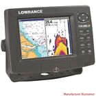 Lowrance Boat GPS Fish Finder LCX 28C HD  Tracker Marine Color 7 Kit