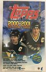 2000-01 Topps Factory Sealed Hobby Hockey Box