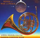 Winds Of War And Peace w/ Art MUSIC AUDIO CD Lowell Graham Symphonic WCD-8823