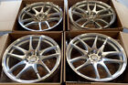 18 ESR SR08 Wheels For Lexus GS300 GS430 18x85 +30 5x1143 Rims Set of 4