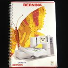 Genuine Instruction Manual for Bernina Artista 730 Embroidery Sewing Machine