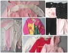 Baby Girl 6 Months 6 9 6 12 Mo Infant Fall Winter Clothes Lot sleeper tops pants