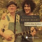 Banjo Diary: Lessons From Tradition  by Stephen Wade (CD, Aug-2012, Folkways)
