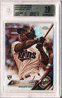 2016 TOPPS CHROME SEPIA REFRACTOR MIGUEL SANO BGS 10 *513