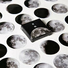 45Pcs Box Moon Paper Diy Diary Scrapbooking Label Tag Stickers Stationery Decor
