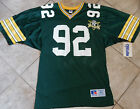 GREEN BAY PACKERS VINTAGE JERSEY REGGIE WHITE JERSEY 1993 PRO LINE AUTHENTIC TAG